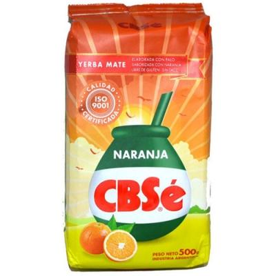 CBSé Mate tea Narancs, 500g
