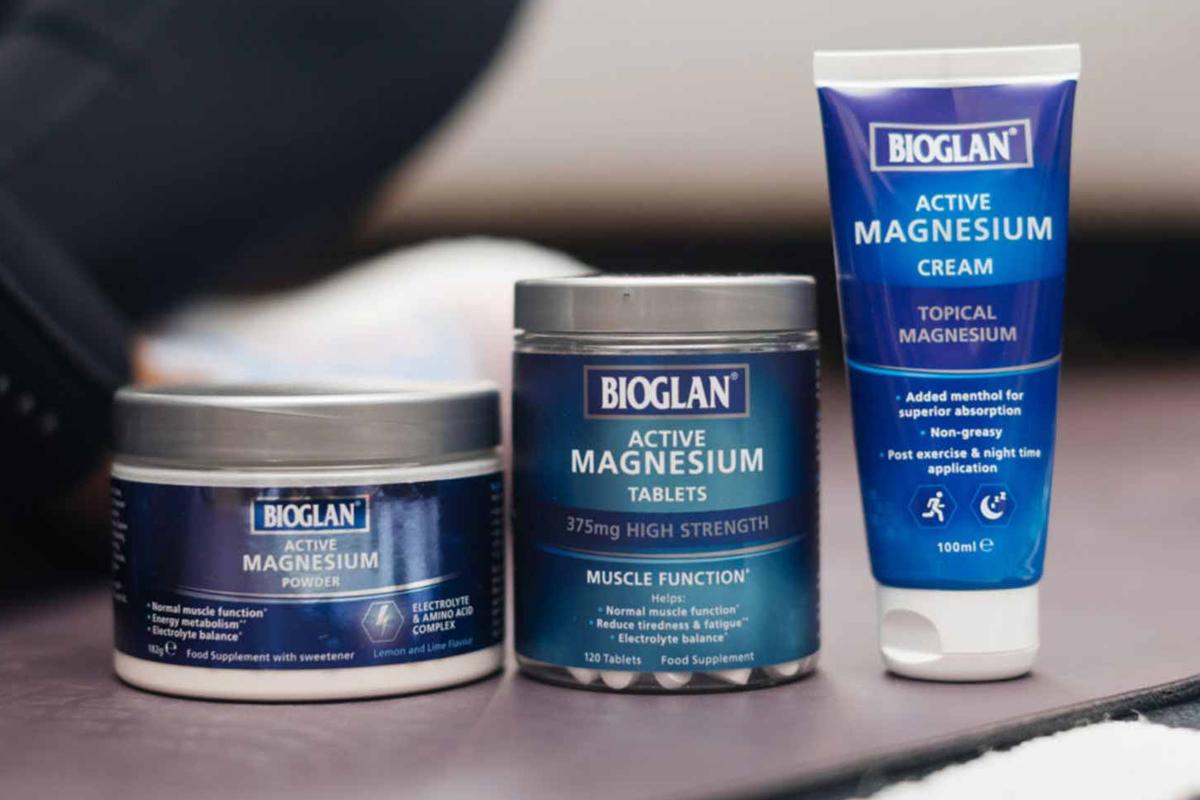 Bioglan aktív Magnézium TABLETTA, db Vásárlás most