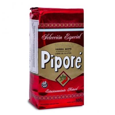 Mate tea Pipore especial 500g