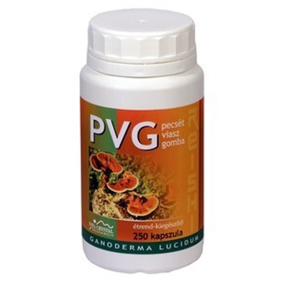 PVG Ganoderma kapszula, 250db